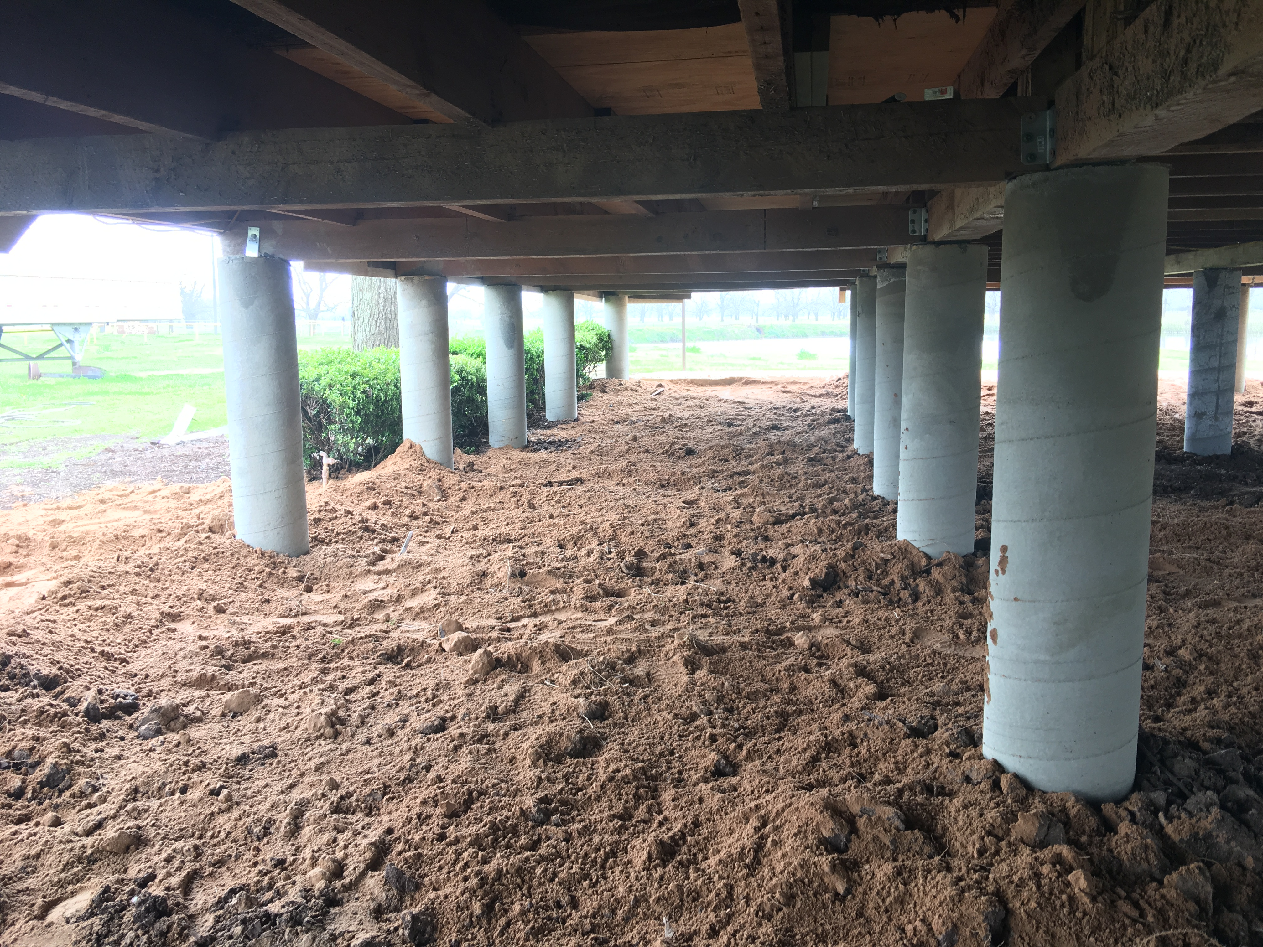 Pier and Beam Foundation Repair - Coastal Bend Foundation Repair